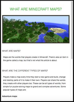 Guide for Minecraft Game apk screenshot