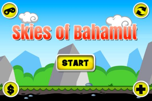Skies of Bahamut poster