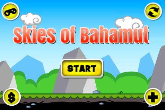 Skies of Bahamut apk screenshot