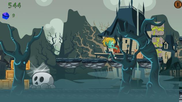 Zombie Dombie, Escape! screenshot 9