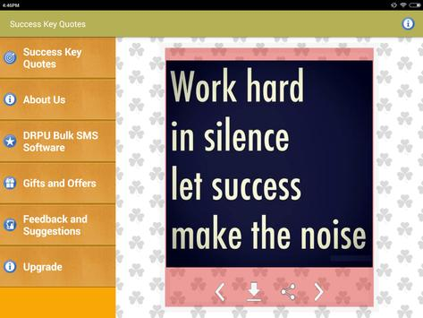 Success Status Images and Picture Quotes Messages screenshot 14