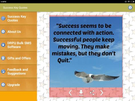 Success Status Images and Picture Quotes Messages screenshot 17