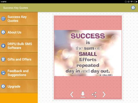 Success Status Images and Picture Quotes Messages screenshot 21