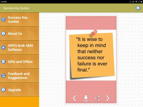 Success Status Images and Picture Quotes Messages screenshot 23