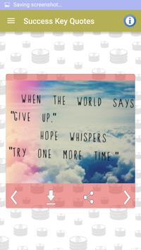 Success Status Images and Picture Quotes Messages screenshot 2