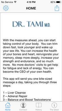 Hormone Secrets - Dr Tami MD apk screenshot