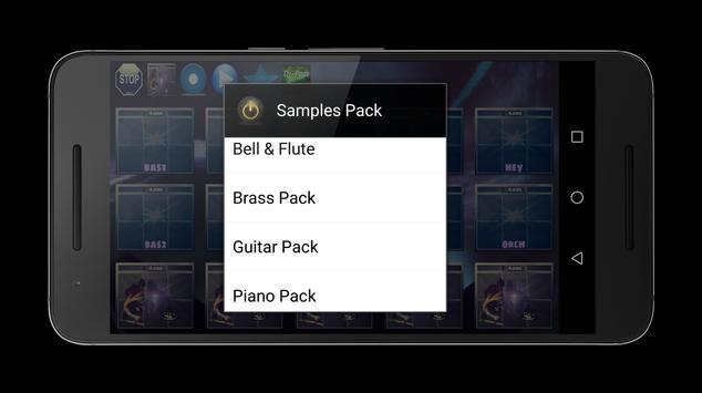 Hip Hop Beat Pad screenshot 4