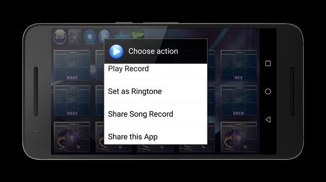 Hip Hop Beat Pad screenshot 15