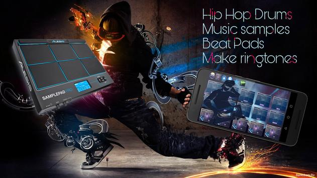 Hip Hop Beat Pad screenshot 1