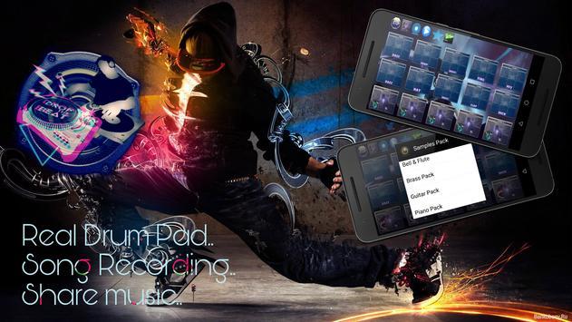 Hip Hop Beat Pad screenshot 2