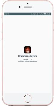 Cover: Drummer eCovers apk screenshot