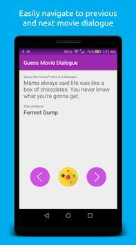 Guess Movie Dialogue screenshot 1