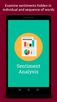 Sentiment Analysis poster
