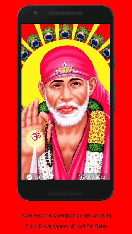 Sri Sai Baba Wallpapers Full Ultra Hd Wallpapers For Android Apk