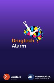 DrugtechAlarm poster