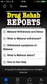 Mebaral Withdrawal & Detox poster