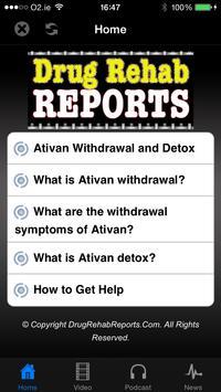 Ativan Withdrawal & Detox poster