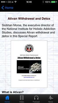 Ativan Withdrawal & Detox screenshot 1