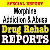 Morphine Addiction & Abuse icon