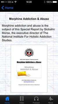 Morphine Addiction & Abuse apk screenshot