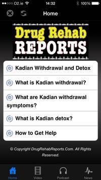 Kadian Withdrawal & Detox poster
