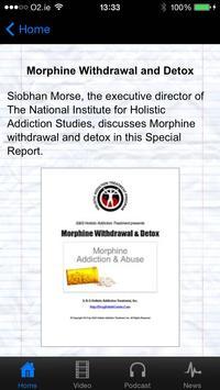 Morphine Withdrawal & Detox apk screenshot