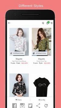 Style+ Online Fashion Store screenshot 6