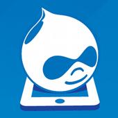 DrupalGap icon