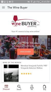 Wine Buyer apk screenshot