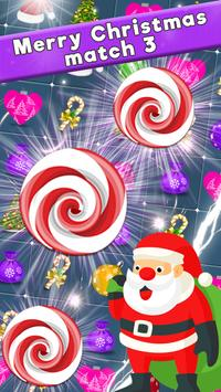 Christmas Match 3 - New Free Game 2018 screenshot 3