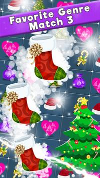 Christmas Match 3 - New Free Game 2018 screenshot 1