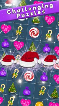 Christmas Match 3 - New Free Game 2018 screenshot 7