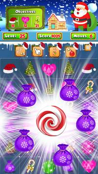 Christmas Match 3 - New Free Game 2018 screenshot 9