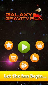 Galaxy Gravity Run poster