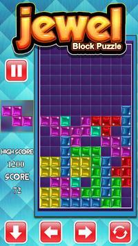 Jewel Block Puzzle Plus poster