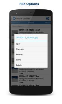 Phone Explorer screenshot 4