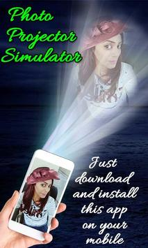 Photo Projector Simulator poster