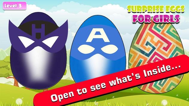 Surprise Eggs for Girls screenshot 14