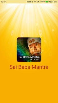 Sai Baba Aarti HD Audio poster