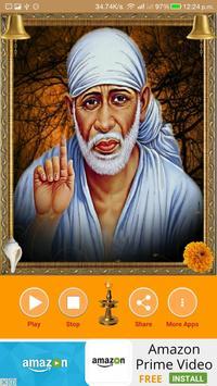 Sai Baba Aarti HD Audio screenshot 1