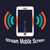 Stream Mobile Screen icon