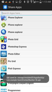 Share Apps screenshot 2