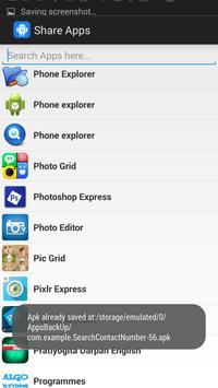 Share Apps screenshot 3