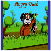 Angry-duck icon