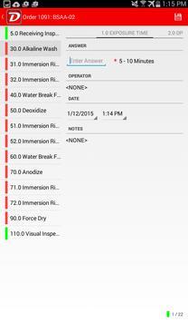 DWOS Mobile Companion screenshot 10