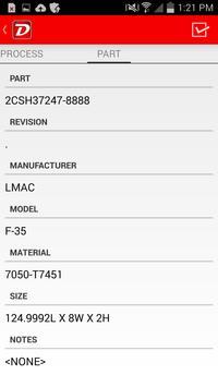 DWOS Mobile Companion screenshot 1