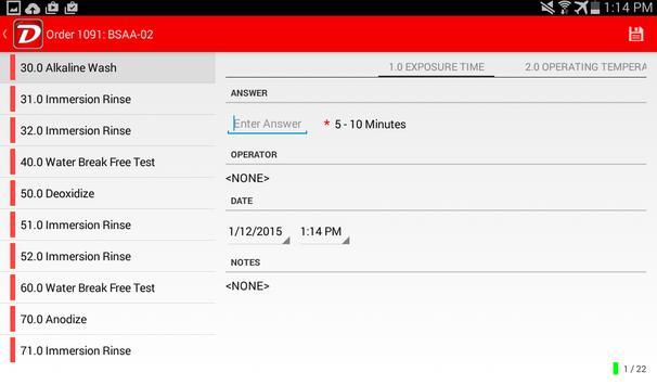 DWOS Mobile Companion screenshot 6