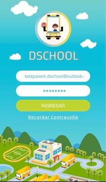D-School Parents poster