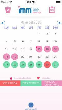 IMM Calendario apk screenshot