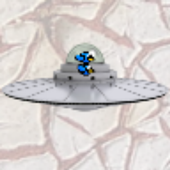 Flappy in Space icon